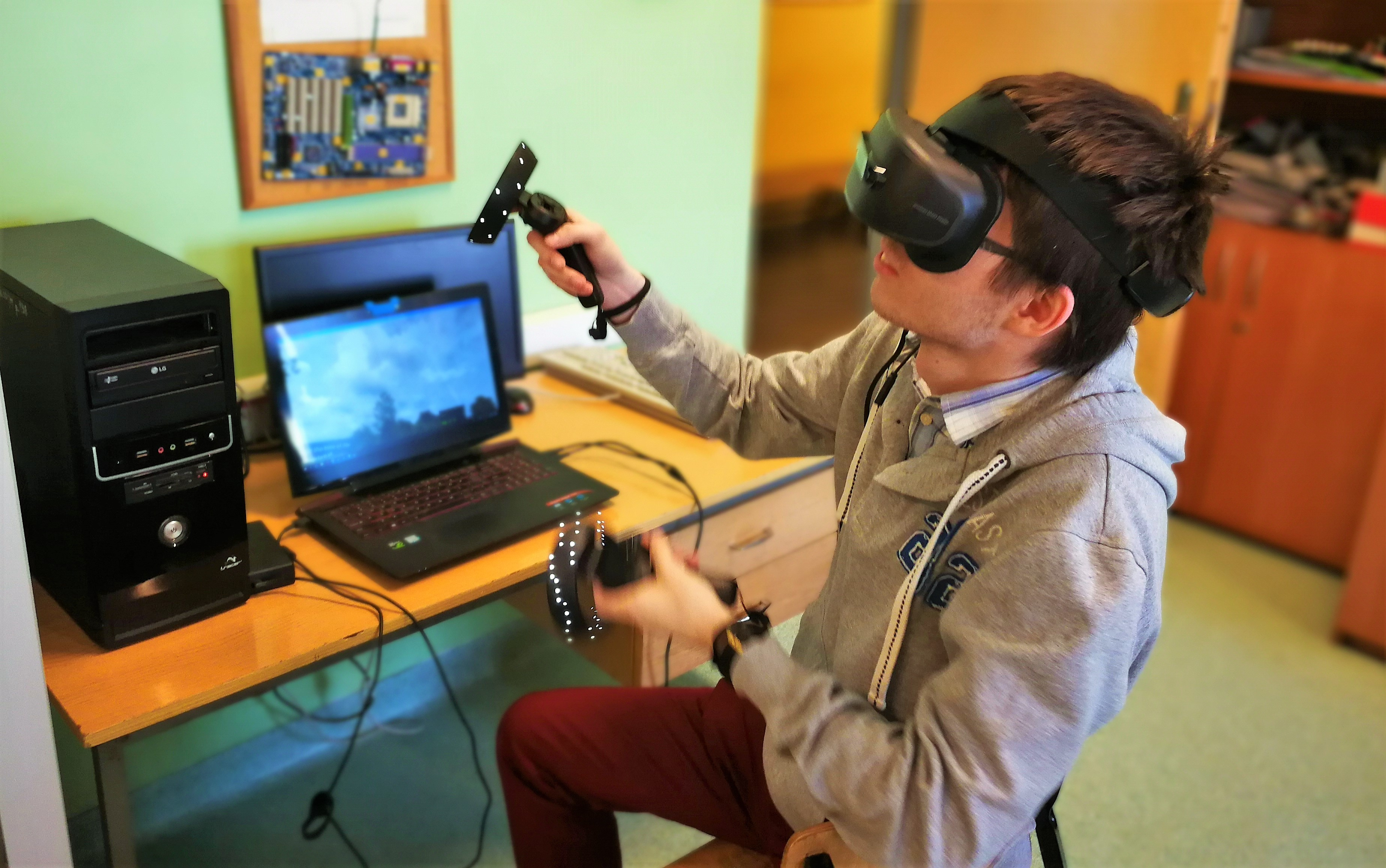 Technologia VR wkroczyła do ITSTART