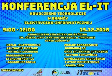 Konferencja EL-IT