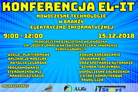 Konferencja EL-IT