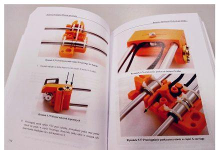 Recenzja książki: Buduję swoją pierwszą drukarkę 3D