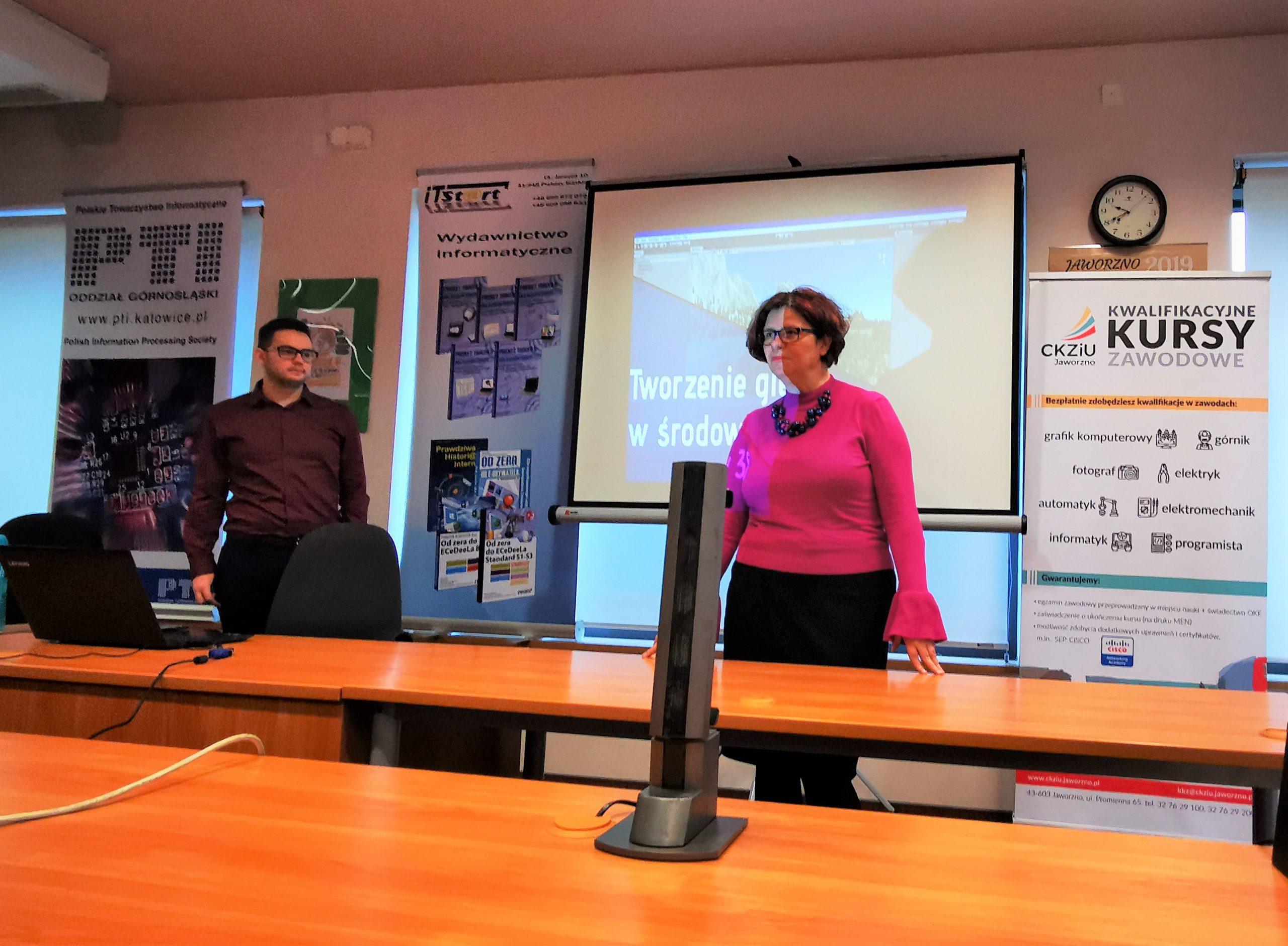 Konferencja Nowych Technologii – 7.12.2019 Jaworzno