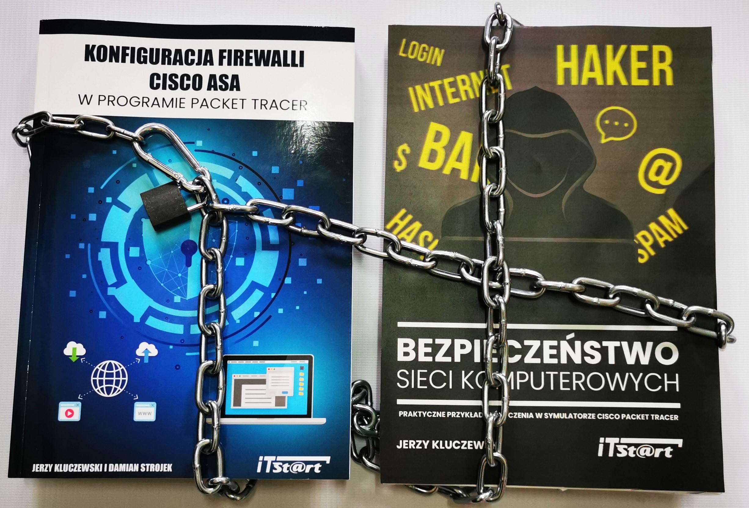 Najlepsze książki z bezpieczeństwa sieciowego – CYBERSECURITY