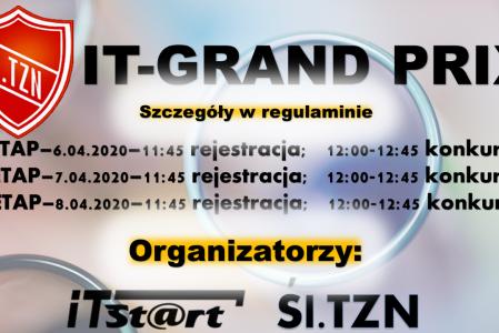 Śląskie Techniczne Zakłady Naukowe IT GRAND PRIX