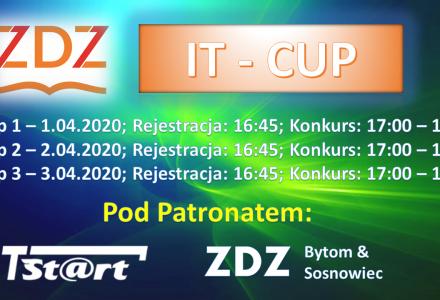 ZDZ IT-CUP FINAŁ