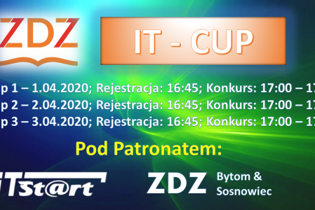 ZDZ IT-CUP FINAŁ